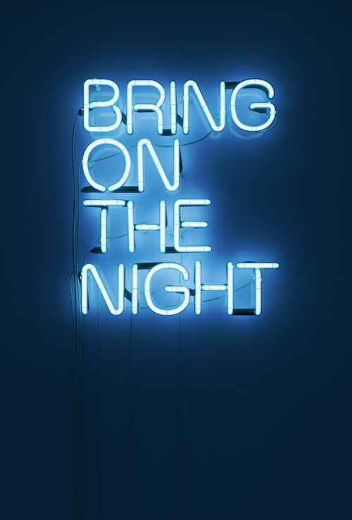 armadamodern:  BRING ON THE NIGHT By Rizon Parein