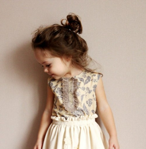 ❤ my niece annabelle is gunna be like this (: