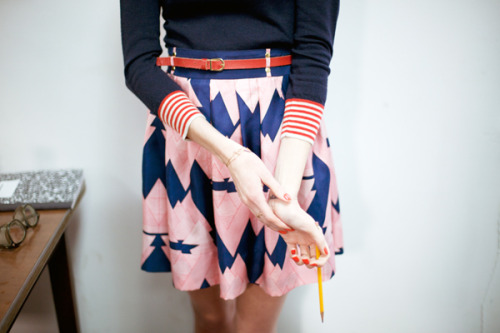 modcloth:  Lauren Moffatt Fall 2012 (via the ModCloth Blog)