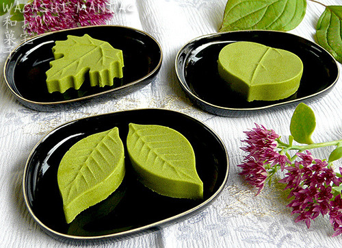 Matcha Chocolate (by Okashi and Cats) Recipe