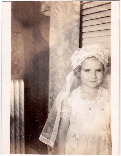 1st Communion (by Buttons McTavish)