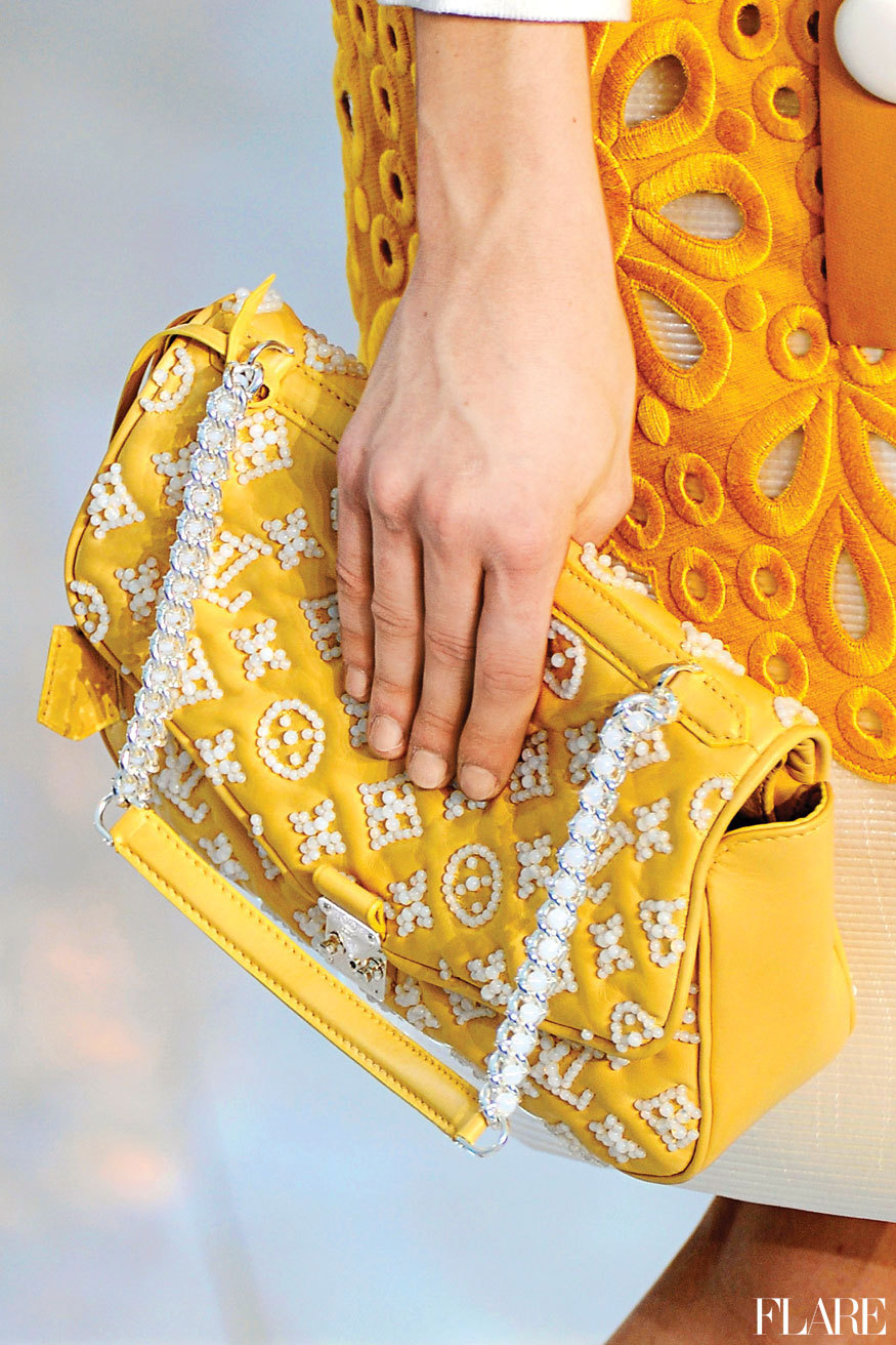 Louis Vuitton - Spring 2012 / Photographer: Anthea Simms   The Best of Fashion Week: From New York to Paris, see the best of runway now!