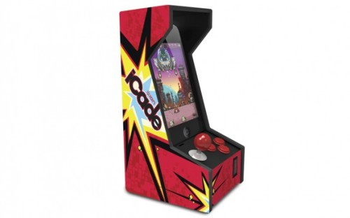 iCade Jr. Adds an Arcade-style Controller For Your iPhone http://bit.ly/wQyjF8