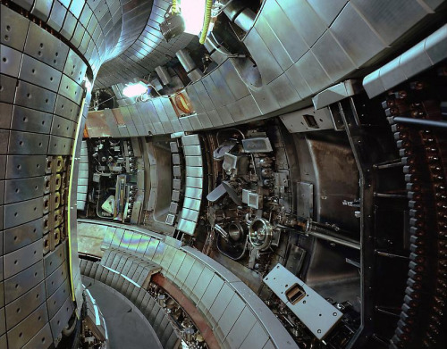 THOMAS STRUTH. Tokamak Asdex Upgrade Interior 2, Max-Planck IPP, Garching You will also like: Gundam.