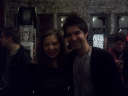 Ally with Wes Dimond (The Downtown Fiction)
