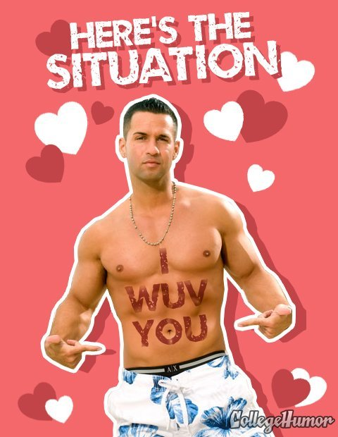 5 Valentine's Day Cards Inspired by the Jersey Shore