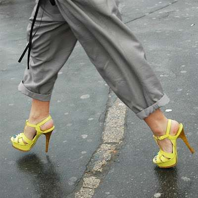 longing for spring & pops of neon!