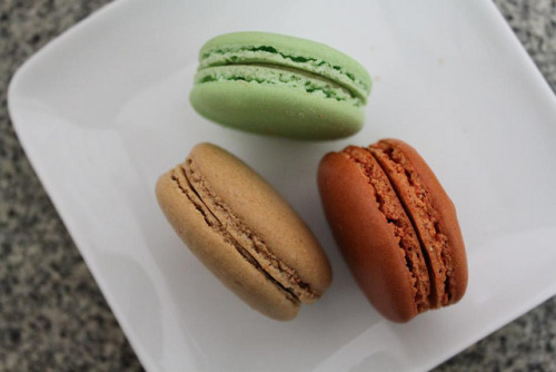 dominique ansel macarons yum on Flickr.