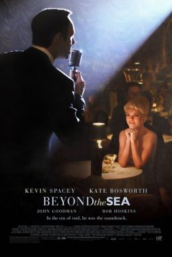 Finally watched Beyond the Sea all the way through after starting—but not finishing—it a couple of years ago. It was pretty good; Kevin Spacey was great as Bobby Darin.