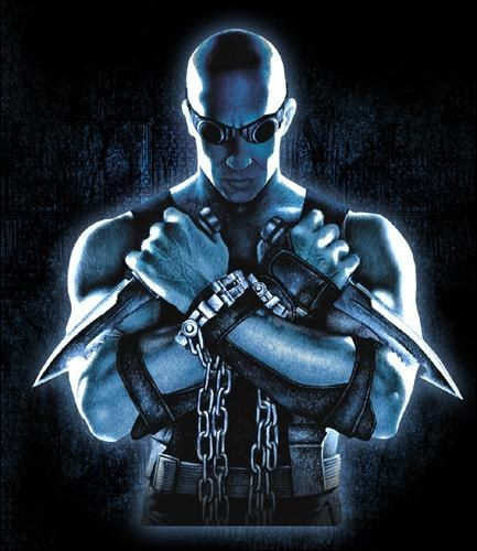 Yes, I have a picture of a drawn Vin Diesel dressed as Riddick for my photo today. So fuck you. Hah!  We're inundated.