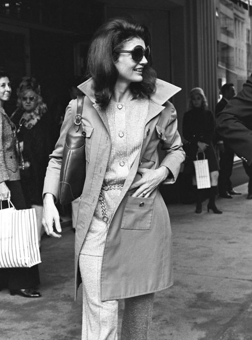 Jackie O Photo by Ron Galella