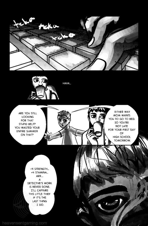 "TWD: Before Destruction comic: ""Pool's Closed - Kevin"" (Part 2)"