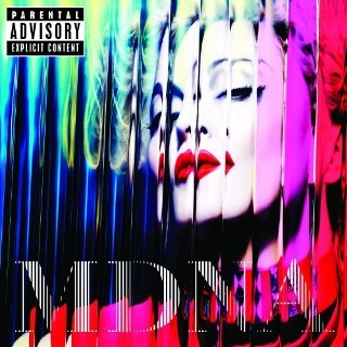 "I reviewed MDNA                                        ""The highly waited new CD by the Queen of Pop. She dazzled the world at this year's Super Bowl with her new single Give Me All Your Luvin', and this new CD doesn't look like it will fail to get her loy…""                MDNA on GetGlue.com"