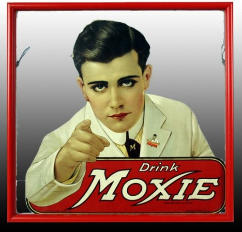 forgottenantiquities:  In 1876, Moxie was created as a medicinal elixir for nerves. The original mixture contained oats, sassafras, wintergreen and possibly cocaine. It is the oldest continually produced soda in the US and the official soft drink of the state of Maine.   in 1988, moxie was created as a tiny black kitten. she liked sharing my food even more than her successor/soul bro, chloe, does. (aren't we obscenely cute?)