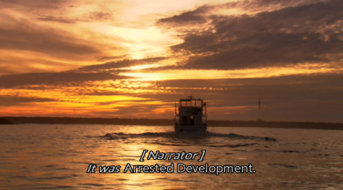 "On a day like today back in 2006, FOX aired ""Development Arrested,"" the 13th episode and finale of season three, as well as the series finale and 53rd episode overall of Arrested Development.  *That's just a little trivia for you, now you can brag to your friends that you know more about Arrested Development than they do."