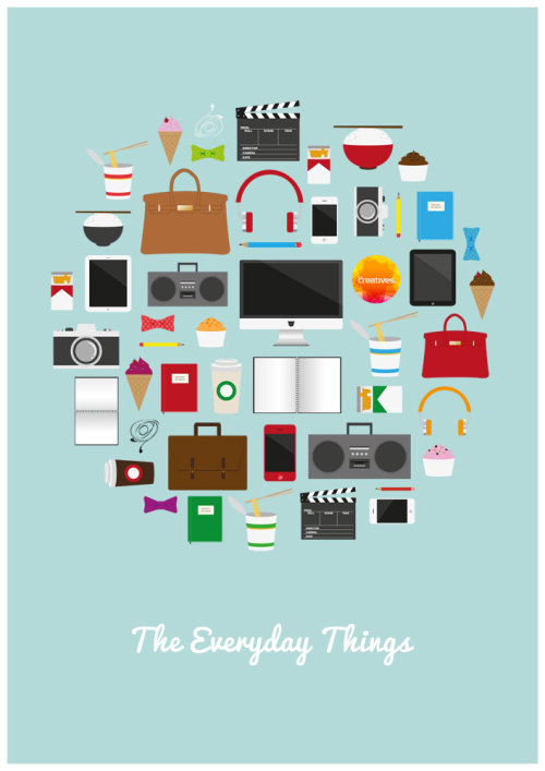 Things you need everyday.