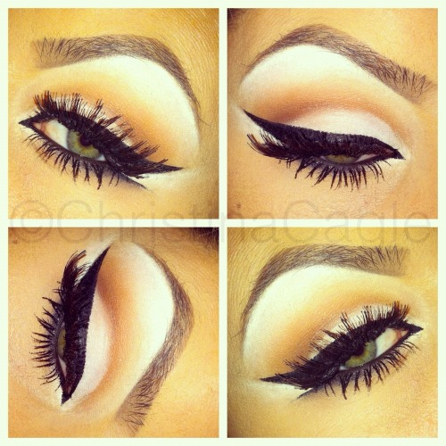 chrisspymakeup:  Neutral Eyes by ChrisspyMakeup