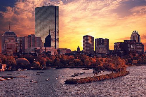 plane-ticket:  Boston