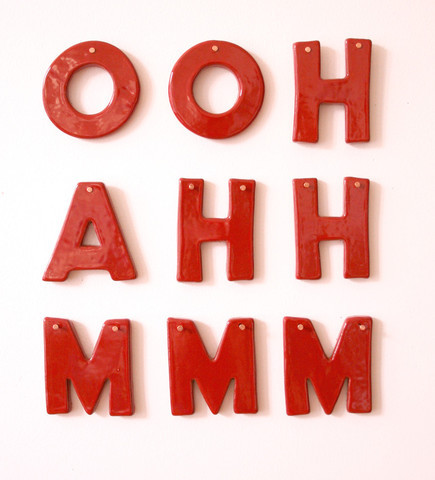 Julia Chiang's Ohh Ahh Mmm edition for The Standard via The World's Best Ever