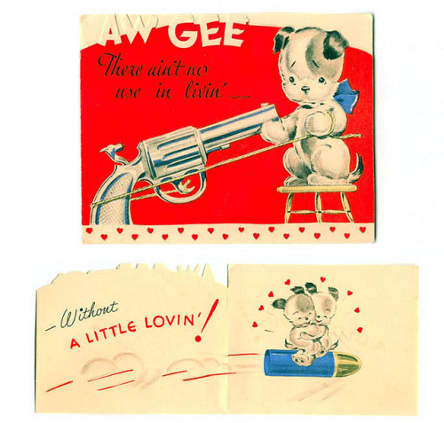youbes:  Another adorable suicide valentine by pageofbats on Flickr.