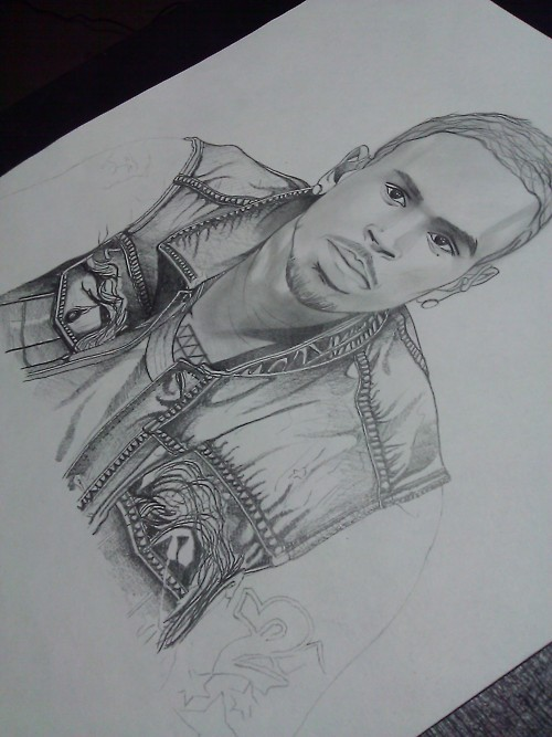 teamfuckingbreezy:  @chrisbrown LOOK!