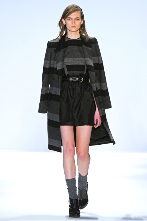 gaptoothbitch:  RICHARD CHAI LOVE FW 2012