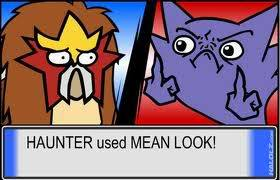 Haunter iz scurry O.O