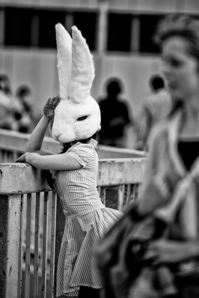 always-a-slave:  Thats right I'm also the white rabbit!