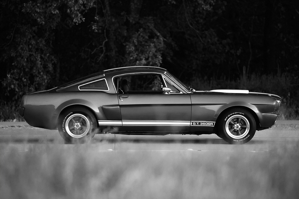 1965 Shelby GT350SR Fastback Coupe