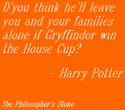 Day 128 - Harry to Ron and Hermione