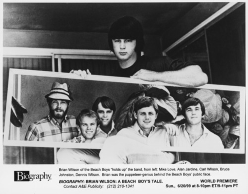 "THE (SURVIVING) BEACH BOYS WILL REUNITE ON THE GRAMMYS TONIGHT AS PART OF THEIR 50TH ANNIVERSARY CELEBRATION. YES, that includes Brian Wilson! In the meantime, here's an excellent article on SMiLE from Goldmine that explains not only the ""Bicycle Rider"" sections' origin, but the inspiration for the American Indian references."