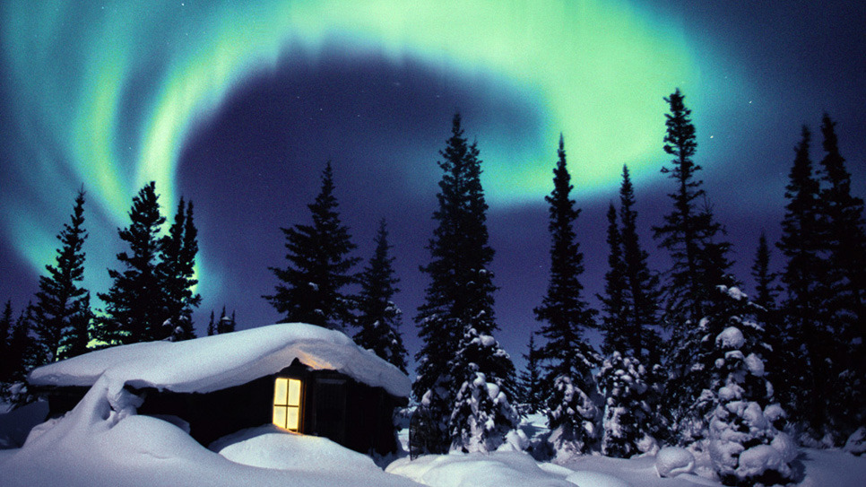 Boreal Forest, Manitoba, Canada (via Boreal Forest : Daily Escape : Travel Channel)