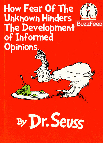 What Dr. Seuss books were really about, Curiosity Counts