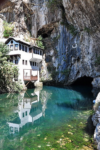 Blagaj, Bosnia and Herzegovina (by David THIBAULT)