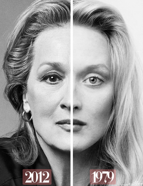 Meryl Streep | Now & Then