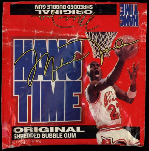 Hang Time Gum Source: collectingcandy
