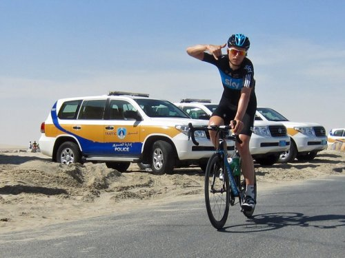 fuckyeahcycling:   (via Tour of Qatar Stage Six Gallery)   Call my mom. Tell her I want to come home.