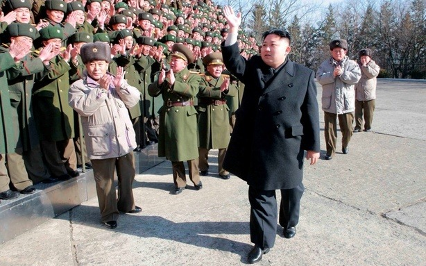 "Kim Jong Un death rumors spread on Twitter, Weibo   It could be nothing more than a rumor, but word on China's Twitter equivalent, Weibo, is that North Korean leader Kim Jong Un has died in a possible coup. The news, which would be a huge game-changer if true, has started to seep into Twitter, with MIT journalism instructor Seth Mnookin tweeting, ""Rumor of assassination also floating around; no confirmation RT @KSHartnett Hearing word of #NorthKorea coup. Kim Jong Un on the run."" The news apparently spreading among traders, as journalist Harry Cole reports. But everybody with half a brain is treating the rumor with a good deal of suspicion. Read more. [Image: Reuters]"