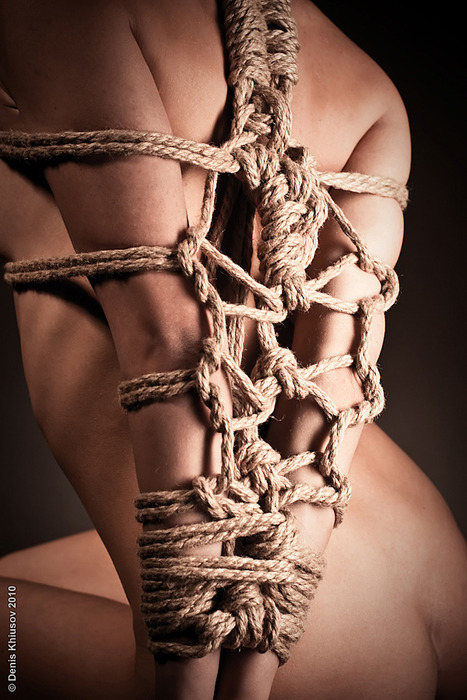 need2be-there:  bondage, rope,