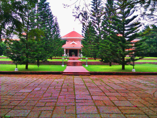 Meditation Hall - Amrita University