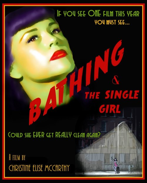 Bathing and the Single Girl Christine Elise McCarthy experiences the pitfalls of dating younger men in her directorial debut Bathing and the Single Girl. Will this cougar conquer her romantic draught?Find out at:http://exhibition.thefreestylelife.com/bathing-and-the-single-girl.html