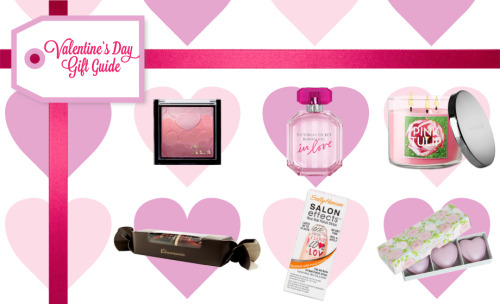 Why not indulge in a few limited-edition beauty treats this Valentine's Day?