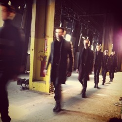 rag & bone finale #nfw (Taken with instagram)