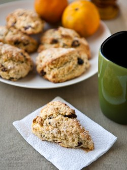 foodopia:  mixed berry tangerine scones: recipe here