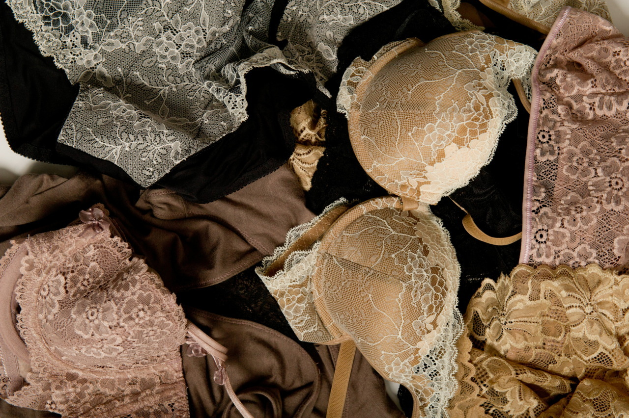 nparts:  Undies for newbies: A guide to buying lingerie for your loved one If you're planning on buying some fancy underthings for your lucky lady this Valentine's Day, you'd do well to consult our guide first.