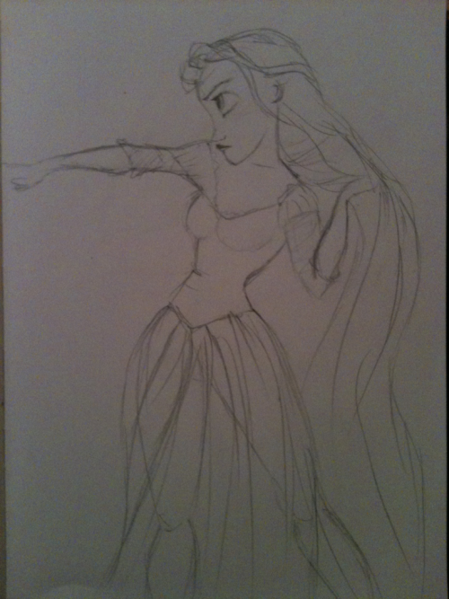 More of my tangled sketches :)