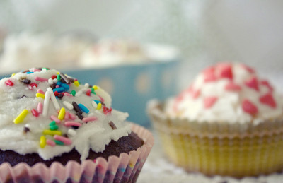 cupcakes |3 by ]babi] on Flickr.