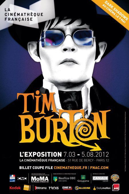 Dark Shadows at L'Exposition. (March 7 - May 8)