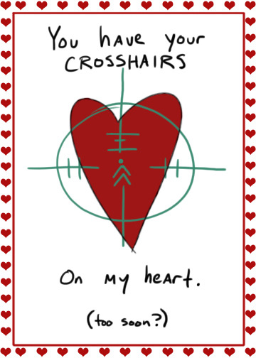 cablume-goes-the-dynamite:  These are some Castle-themed valentines that I sketched out for my boyfriend, who is also a huge fan of the show. They're tongue-in-cheek, cheesy, and maybe a little tasteless - just like us. Enjoy.   Forever reblgging…going to marry the  man who does this for me
