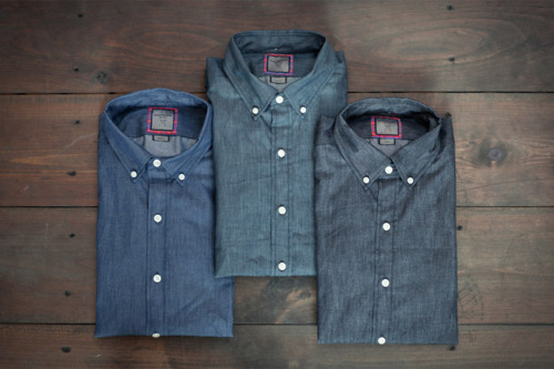 Ernest Alexander Denim Shirts
